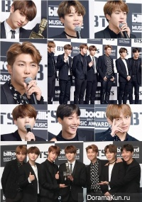 BTS - Billboard Music Awards' press conference