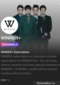 WINNER on Channel+