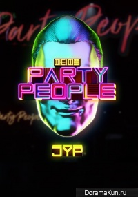 Park Jin Young's Party People
