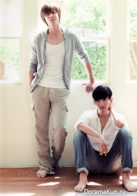 Tohoshinki on U-Gata TV