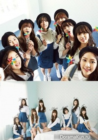 Interview with Oh My Girl