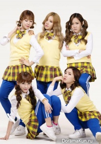Interview with Crayon Pop