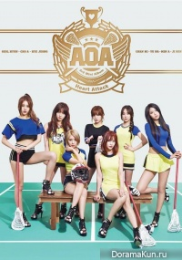 AOA Heart Attack Comeback Showcase Special Video