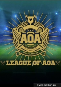 AOA Comeback Showcase League of AOA