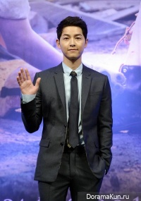 Special interview with Song Joong Ki - KBS