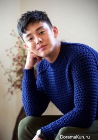 Interview with Yoo Ah In