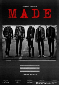 Big Bang - MADE World Tour