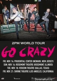 Interview with 2PM World Tour Go Crazy