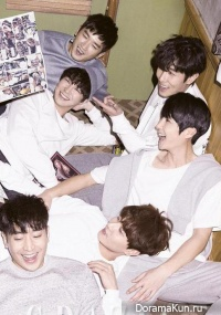 Shinhwa interview with Shanghai Donggan101