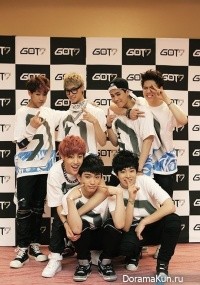 GOT7 - 1st Impact in Japan