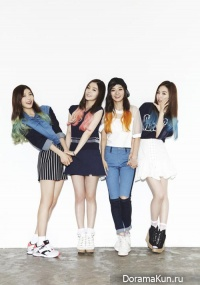 Interview with Red Velvet