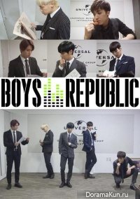 Boys Republic - The Real One (Misaeng ver.)
