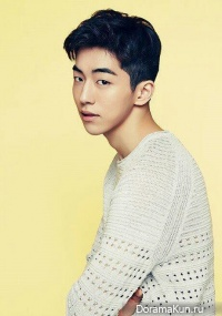 Interview with Nam Joo Hyuk