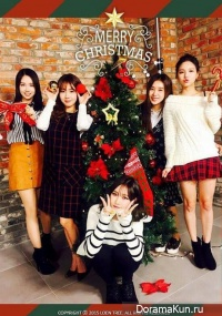 Secret Santa with FIESTAR