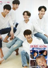 MyName - Home Alone parody