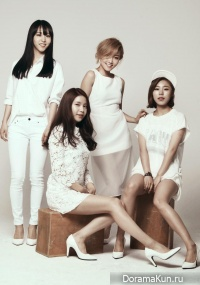 Interview with MAMAMOO
