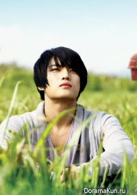 Kim Jaejoong (JYJ) - Presentation of the movie Postman to Heaven