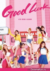 The showcase of AOA Good Luck
