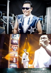 PSY - Summer Stand Live Concert The Soak Show
