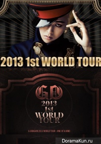 G-Dragon World Tour: One of a Kind 2013