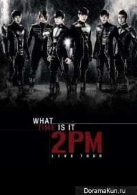 2PM Tour 2012 What Time Is It?