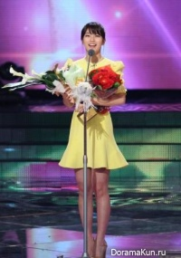 KBS Entertaiment Award 2012