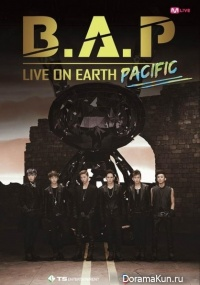 B.A.P Live on Earth Pacific Tour 2013