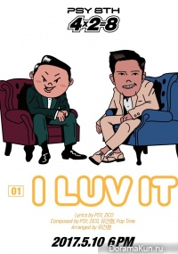 PSY - Making of I Luv It