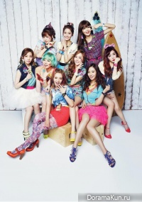 SNSD - The 1st Asia Tour Into the New World 2010