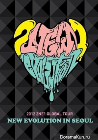 2NE1 Global Tour Live New Evolution