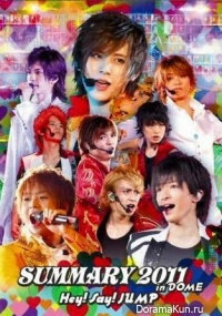Hey! Say! JUMP - SUMMARY 2011