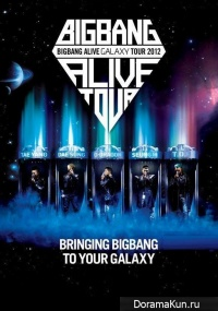 Big Bang Alive World Tour DVD