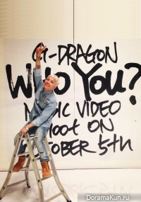 G-Dragon (Big Bang) - Making of Who You