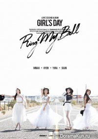 Girl's Day - Making of Ring my bell