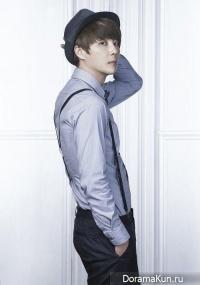 Shin Hye Sung (Shinhwa) - Making of First Person