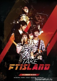 FT Island - TAKE FTISLAND