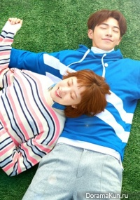 Weightlifting Fairy Kim Bok Joo BTS