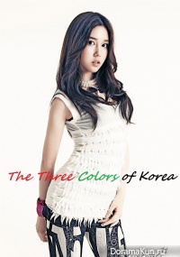 The Three Colors of Korea