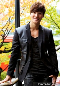Interview with Kim Jong Kook