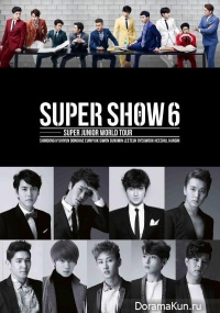 Super Junior Super Show 6