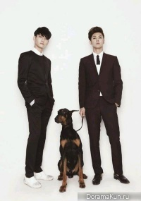 Interview TVXQ - Catch Me