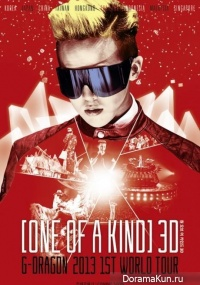 G-Dragon One of a Kind 3D