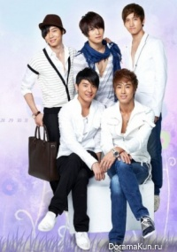 Interview with JYJ with DBSK