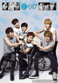 EXO-M China Love Big Concert