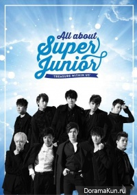 All about Super Junior DVD