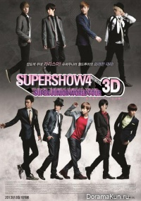 Super Junior - Supershow 4 3D