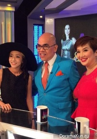 Interview with Sandara Park (2NE1) - Aquino & Abunda Tonight
