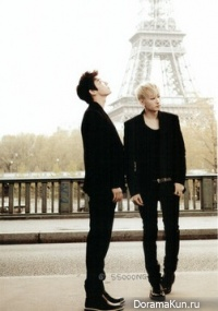 Super Junior - Boys In City in Paris
