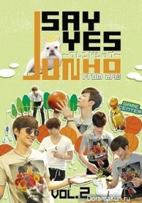 JUNHO (From 2PM)'s SAY YES Friendship