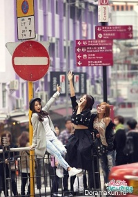 SISTAR Midnight in Hong Kong